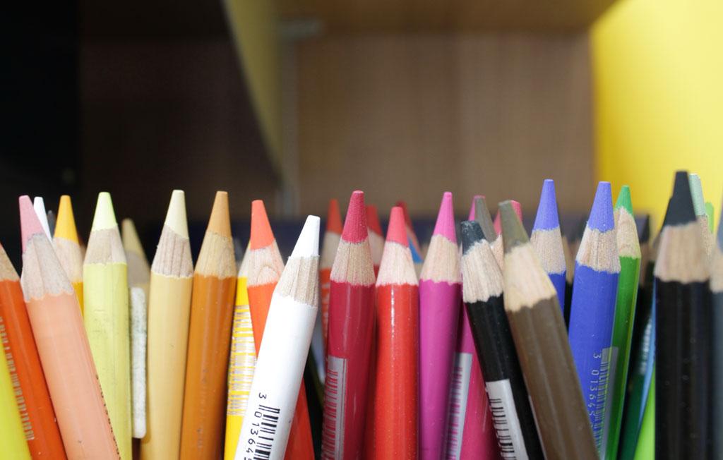 Técnicas secas: pasteles y lápices