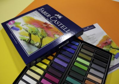 PASTELES SUAVES FABER-CASTELL