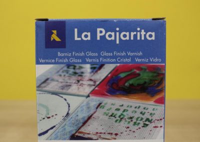 BARNIZ FINISH GLASS LA PAJARITA