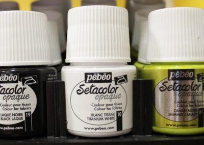 PINTURA TEXTIL SETACOLOR PEBEO